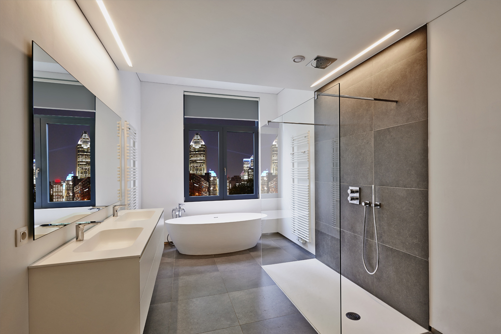 Bathroom Installation and the Finishing Touches