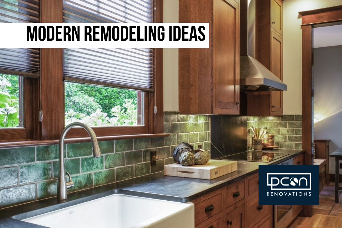 Modern Remodeling Ideas for Your Home