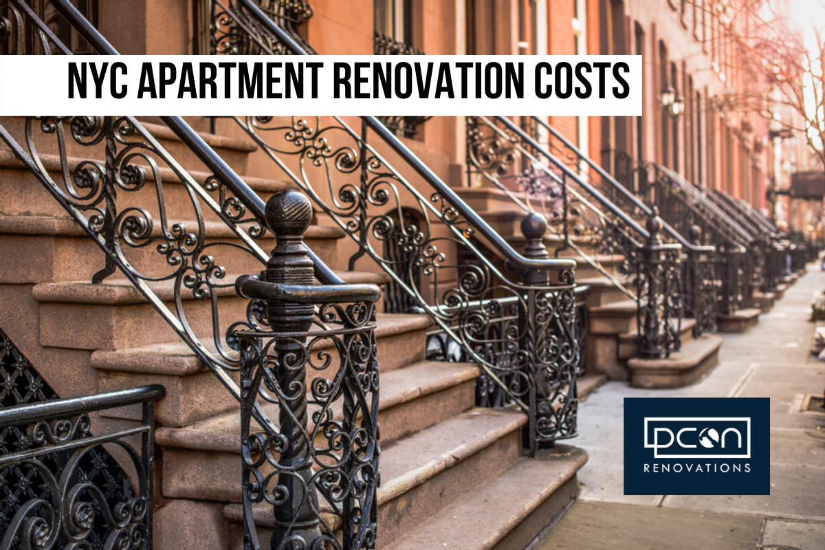 NYC Apartment Renovation Costs: Affordable Renovation Tips and Hacks
