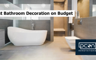 Best Bathroom Decoration on Budget
