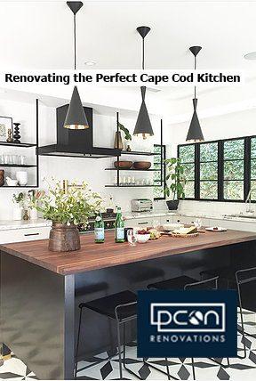 Renovating the Perfect Cape Cod Kitchen