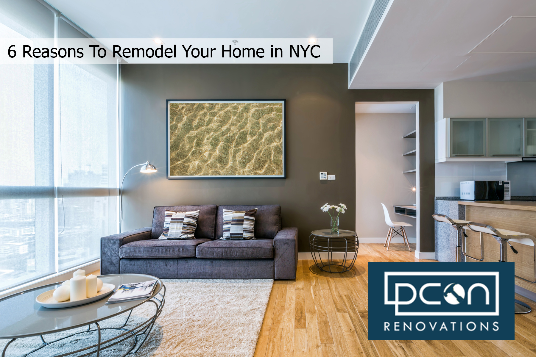 6 Reasons To Remodel Your Home in NYC
