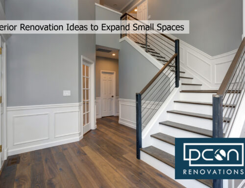 Interior Renovation Ideas to Expand Small Spaces